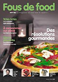 Couverture fou de food 2014 Dolcedita