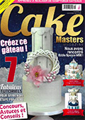 Couverture Cake master 75 dec 2018