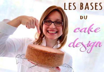 Cours Base du cake Design Dolce Dita