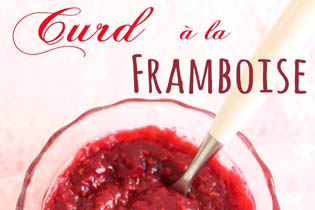 Couverture Curd Framboise